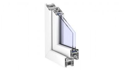 Expresokna Profine KBE 70 AD okno PCV