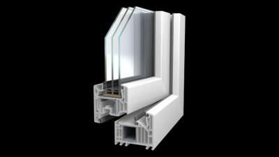 Expresokna Veka Softline 82 MD okno PCV