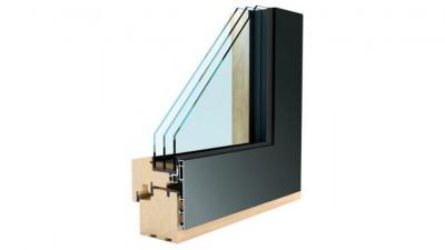 Okno drewniano-aluminiowe Fakro InnoView Pure