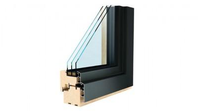 Okno drewniano-aluminiweo Fakro InnoView Soft