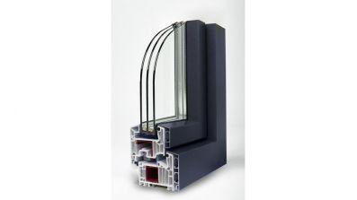 Filplast ClimaStar 82 AluPlus okno PCV