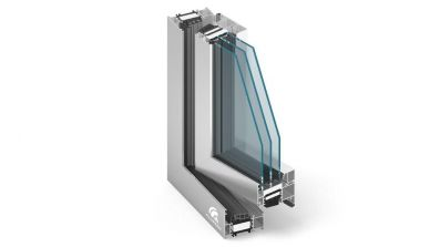 Filplast MB-86 okna aluminiowe