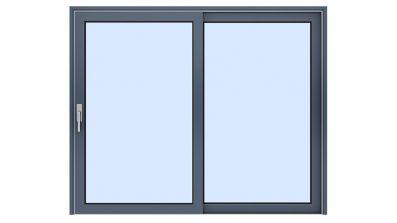 Framex HST S9000 tarasowe drzwi przesuwne PCV