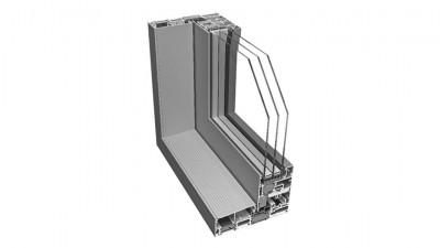 Framex Ponzio SL 1700 TT tarasowe drzwi przesuwne aluminiowe HST