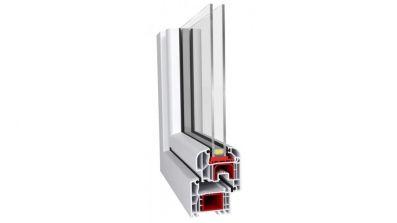 Grobud Comfort Plus okno PCV Ideal 4000 Aluplast