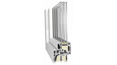 Grobud Passive okno PCV Energeto 8000 Aluplast