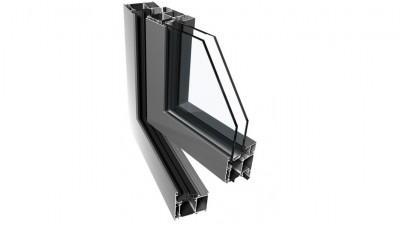 Grobud Ponzio PE 68 HI okno aluminiowe