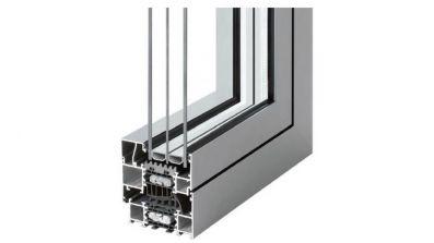 Grobud Superial okno aluminiowe