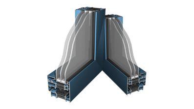 Grupa Solo Superial okno aluminiowe