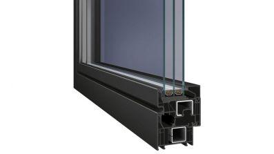 Okno PCV Hensfort Elegant Plus