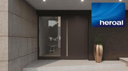 System drzwi wejściowych do domów i obiektów heroal D 72