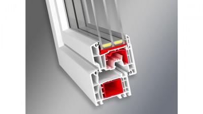 Igloopol System Igloo Classic 4000 okno PCV