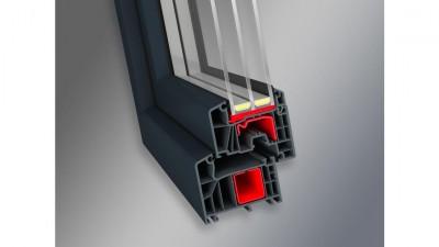 Igloopol System Igloo Termo 7000 okno PCV
