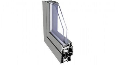 Igloopol System Imperial i+ okno aluminiowe