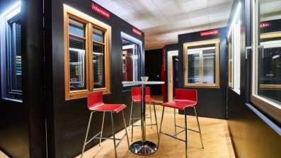 Designerski showroom okien i drzwi Internorm w Rzeszowie