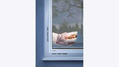 Okno dla alergików od Internorm