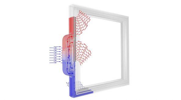 Internorm - innowacyjny system wentylacji zintegrowany z oknem