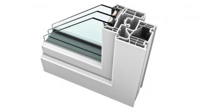 Internorm KF 310 okno PCV Home Pure