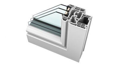 Internorm KF 310 okno PCV Ambiente
