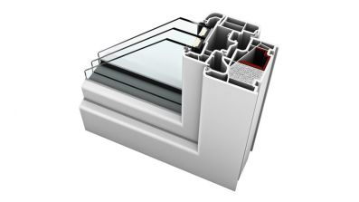 Internorm KF 410 okno PCV Home Soft