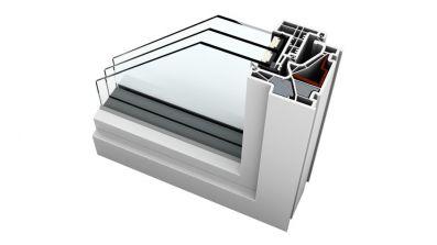 Internorm KF 520 okno PCV