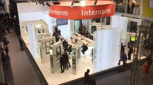 Internorm na targach BAU w Monachium