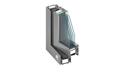 Jarbetal Aluprof MB-104 okno aluminiowe