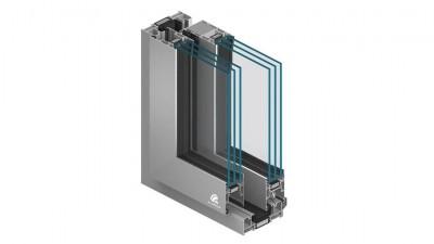 Jarbetal Aluprof MB-59 HS aluminiowe drzwi przesuwne HST