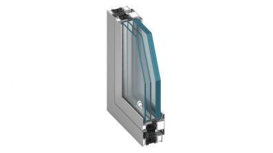 Jarbetal Aluprof MB-86 okno aluminiowe