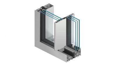 Jarbetal Aluprof MB-Skyline drzwi przesuwne tarasowe aluminiowe