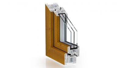 Jarbetal Kömmerling 88 MD okna PCV