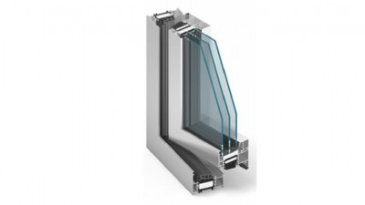 Jezierski Aluprof MB-86 okna aluminiowe
