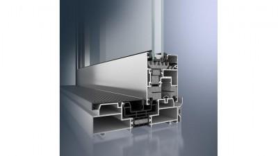 Jezierski Schüco ASS 70.HI aluminiowe tarasowe drzwi przesuwne HST