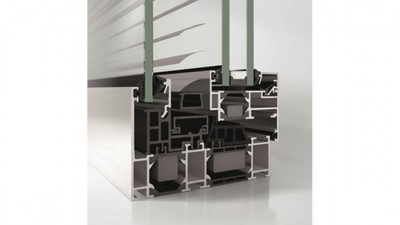 Jezierski Schüco AWS 120 CC.SI okno aluminiowe