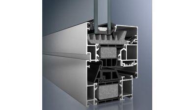 Jezierski Schüco AWS 75.SI+ okno aluminiowe
