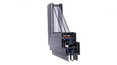 Jezierski Ultra Passive okno PCV