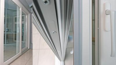 Jocz HST tarasowe drzwi przesuwne z PCV