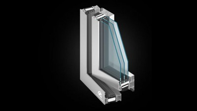 Kapica Aluprof MB-86 okno aluminiowe