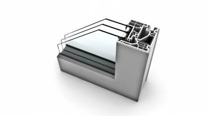 KF 520 - nowa generacja okien Internorm