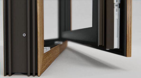 Kolorowe okno V82 firmy Vetrex - teraz w obniżonej cenie!