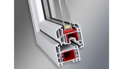 Maszrol Aluplast Ideal 4000 okno PCV