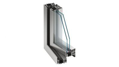 Maszrol Aluprof MB-70 okno aluminiowe