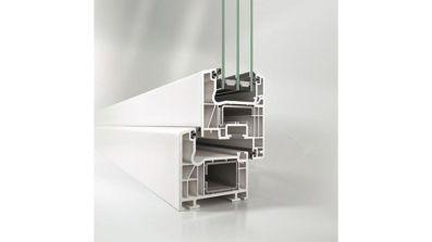 Mitbau Schüco Corona CT70 okna plastikowe PCW
