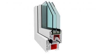 Monolit Active Plus Therm okno PCV