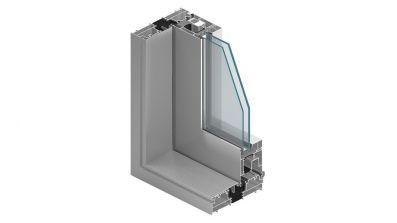 Monolit MB-77 HS aluminiowe drzwi tarasowe przesuwne HST