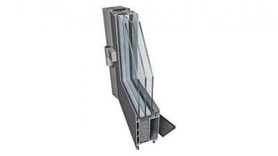 Monolit Ponzio PE 78N drzwi aluminiowe