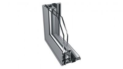 Monolit Ponzio SL1600 aluminiowe tarasowe drzwi przesuwne HST