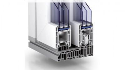 Monolit PremiDoor 76 tarasowe drzwi przesuwne PCV