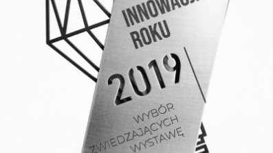 Nagroda Innowacja Roku 2019 - Targi Warsaw Build