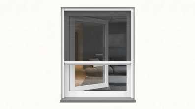 Moskitiera rolowana okienna